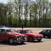 1970 Volvo 122 S Amazon & 1970/1967 MGB GT