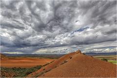 Sierra de Armantes (Fernando Forniés Gracia) Tags: españa aragón zaragoza calatayud ateca sierradearmantes paisaje landscape naturaleza nubes cielo montes