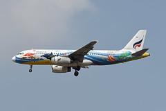 Bangkok Airways Airbus A320-232 HS-PGW Samui (EK056) Tags: bangkok airways airbus a320232 hspgw samui suvarnabhumi airport