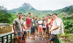 Jesuit Candidates in Marobo Hot Spring. Maliana, Timor Leste