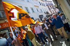 #Europeias2019 Paulo Rangel no distrito de Leiria