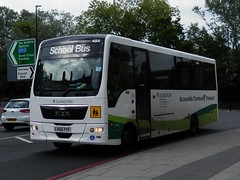 London Borough of Islington: 484 / LV65 YYF. (guyparkroyal) Tags: londonbuses lv65yyf
