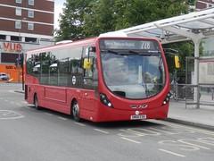 Tower Transit: WV46223 / SM68 ESN. (guyparkroyal) Tags: londonbuses