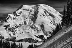 Mighty Mount Baker (@GilAegerter / klahini.com) Tags: mountain mountbaker snow northcascades volcano volcanoes nikond5200 nikon 70300mmf4563afp nikkor70300mmf4563afp