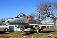 "McDonnell Douglas A-4M Skyhawk 00002 • <a style=""font-size:0.8em;"" href=""http://www.flickr.com/photos/81723459@N04/40874505533/"" target=""_blank"">View on Flickr</a>"