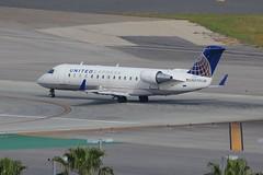 CRJ-200 N979SW Los Angeles 27.03.19 (jonf45 - 5 million views -Thank you) Tags: airliner civil aircraft jet plane flight aviation lax los angeles international airport klax united express crj200 n979sw
