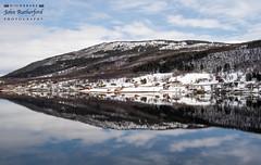 26 JR_Harstad to Tromso 160419 (Jofford) Tags: cruise fjords landscape norway reflections skjervoy sunset tromso