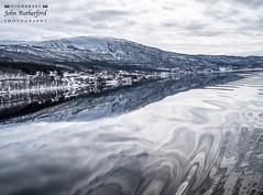 27 JR_Harstad to Tromso 160419 (Jofford) Tags: cruise fjords landscape norway reflections skjervoy sunset tromso