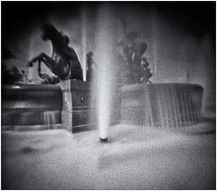 Fotografía Estenopeica (Pinhole Photography) (Black and White Fine Art) Tags: fotografiaestenopeica pinholephotography lenslesscamera camarasinlente lenslessphotography fotografiasinlente pinhole estenopo estenopeica stenopeika sténopé sanjuan oldsanjuan viejosanjuan puertorico niksilverefexpro2 lightroom3