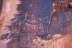 Potash Road petroglyphs (mfeingol) Tags: petroglyph utah shafertrail moab canyonlands potashroad canyonlandsnationalpark unitedstates