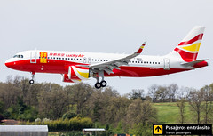 Airbus A320neo Lucky Air F-WWBC (Ana & Juan) Tags: airplane airplanes aircraft airport aviation aviones aviación airbus a320 a320neo lucky air landing toulouse lfbo tls spotting spotters spotter planes canon closeup