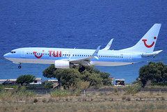SE-RFT (QC PHOTOGRAPHY) Tags: rhodes diagoras greece july 27th 2018 tui fly nordic b737800swl serft