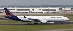 A330 | OO-SFV | BRU | 20110430 (Wally.H) Tags: airbus a330 oosfv brusselsairlines bru ebbr brussels zaventem airport