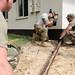 169th Civil Engineer Squadron trains at Bellows Air Force Base