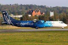 ES-ATA_05 (GH@BHD) Tags: esata atr atr72 atr72600 nordica belfastcityairport bhd egac aircraft aviation airliner turboprop