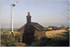 Class 104, Lidlington (84/01/17) (geoff7918) Tags: lidlington class1044518453536 signal 1310bletcley bedford