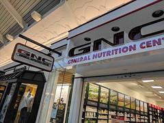 GNC (Solomon Pond Mall, Marlborough, Massachusetts) (jjbers) Tags: solomon pond mall massachusetts marlborough gnc