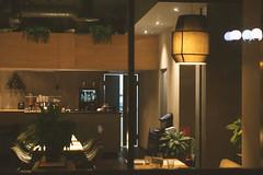 IMG_6621 (Mike Pechyonkin) Tags: 2019 moscow москва cafe кафе window окно lamp лампа table стол chair стул bar counter барная стойка door дверь plant растение interior интерьер streetlight фонарь reflection отражение