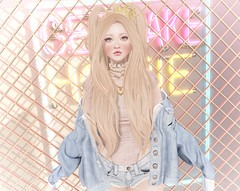 Addicted to Kawaii (Gabriella Marshdevil ~ Trying to catch up!) Tags: sl secondlife cute kawaii doll spiritstore limerence genus