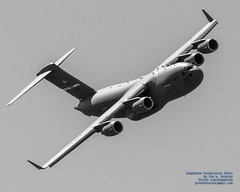 A TRAVIS AFB C-17 MAKING A TIGHT TURN IN MONOCHROME (AvgeekJoe) Tags: 066159 100400mmf563 21stas 21stasbeeliners 21stairliftsquadron 21stairliftsquadronbeeliners 349thamw 349thairmobilitywing 60thamw 60thairmobilitywing amc airforcereservecommand airmobilitycommand beeliners boeingc17 boeingc17globemasteriii c17 c17globemasteriii d5300 dslr globemaster globemasteriii nikon nikond5300 other p159 sigma sigma100400mmf563 sigma100400mmf563dgoshsmcontemporary spiritofgoldengate spiritofthegoldengate usairforce usaf usafairmobilitycommand usafreserve aircraft airplane aviation cargoaircraft cargojet militaryaviation militarytransport plane telephotolens