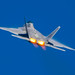 RISING RAPTOR INTO THE BLUE YONDER IN AFTERBURNER
