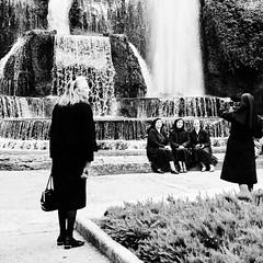 Fontana dell'Organo (paulopar.rodrigues) Tags: local italia photofoto fuji xt1 tivoli villadeste bw captureone portrait retrato peoplepessoas people pessoas