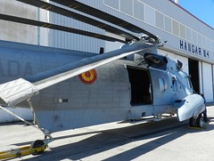 Helicópteros SH-3D de la 5ª Escuadrilla (FLOAN - ARMADA ESPAÑOLA - SPANISH NAVY) (DAGM4) Tags: rota baseaeronavalderota andalucía españa europa europe espagne espanha espagna espana espanya espainia spain spanien militar military spanishnavy