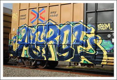 Agroe (All Seeing) Tags: 2much klept rem fbox ttx