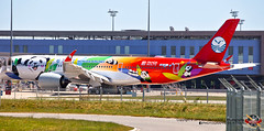 AIRBUS A350-941 (MSN 281) (PHOTOGRAPHE31 F-EGUT) Tags: a350 rr trent84 a350900 aeroport toulouse blagnac airport avgeek aviation plane aircraft airbus fly planespotter aerophotography photography outside canon lfbo airbus tls