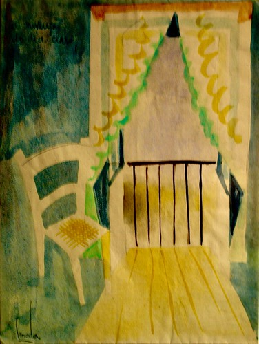 Untitled(Undated) - José de Amada Negreiros (1893-1970)