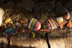 En un escalón... (Irene Carbonell) Tags: cerámica lucesysombras colonia uruguay uruguaynatural colores