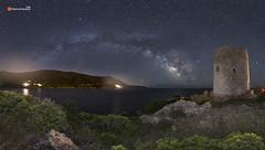 Sardegna sotto un cielo di stelle (dajethy) Tags: dajethy milkway vialattea stelle sky star fotografiadajethy sardegna sardegna360 sardegnafoto