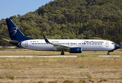 EI-GFP (QC PHOTOGRAPHY) Tags: rhodes diagoras greece july 28th 2018 blue panarama airlines b737800wl eigfp