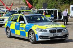 BV16 UVJ (JKEmergencyPics) Tags: bv16uvj bv16 uvj kyg met metropolitan mps police service bmw 530d 5 series estate area roads policing unit vehicle car traffic emergency response team brooklands 2019