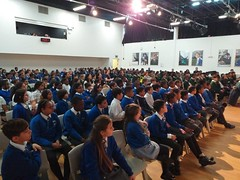 Year 7 Harris Academy Peckham, Harris Primary Academy Peckham Park and Harris Primary Free School Peckham students welcomed the Multistory Orchestra (harrisfed) Tags: theweekinpictures harrisacademypeckham 13052019 harrisprimarypeckhampark harrisprimaryfreeschoolpeckham