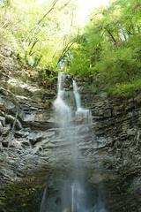 Cascade de l'Englennaz @ Cluses @ Hike to Mont Orchez (*_*) Tags: cluses printemps spring afternoon 2019 may europe france hautesavoie 74 savoie hiking mountain montagne walk marche randonnee nature river waterfall cascade englennaz