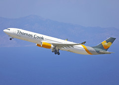 OY-VKH (QC PHOTOGRAPHY) Tags: rhodes diagoras greece july 29th 2018 thomas cook scandinavian a330300 oyvkh
