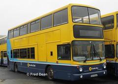 Dublin Bus AV68 (00D40068). (Fred Dean Jnr) Tags: buseireannbroadstonedepot broadstonedepotdublin broadstone dublinbus february2013 busathacliath dublinbusyellowbluelivery b7tl volvo alexander alx400 av68 00d40068