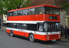 BFX 666T (tubemad) Tags: bfx666t goahead gosouthcoast gsc bristol vrt wiltsdorset wd 4413 winchester bus rally preserved