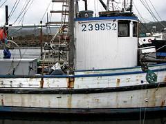 Boat 239952 (skipmoore) Tags: fishingboat weathered rigging garibaldi