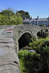 Llanystumdwy bridge Gwynedd.May 14 2019 (Martin Pritchard) Tags: david lloyd george meber parliament llanystumdwy criccieth gwynedd north wales prime minister