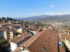 View of Bergamo fron the top of the Campanone - Civic Tower 1 (2) (litlesam1) Tags: italy2019 duepazziragazziamilano2019 march2019 bergamo