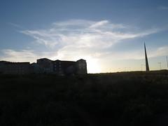 IMG_8969 (jesust793) Tags: torre milenio coruña tower cielo sky nubes clouds