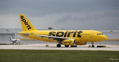 Airbus A319 (N535NK) Spirit Airlines (Mountvic Holsteins) Tags: airbus a319 n535nk spirit airlines fort lauderdale hollywood international airport florida fll