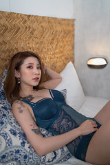 III09321 (HwaCheng Wang 王華政) Tags: 人像 外拍 馬甲 內衣 花蓮 費斯 玻璃屋 旅拍 corset underwear md model portraiture sony a7r3 ilce7rm3 a7r mark3 a9 ilce9 24 35 85 gm
