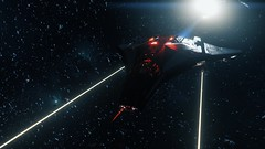 Open Fire (Rzvs) Tags: cloudimperium cinematic screenshot pcgaming pc space starcitizen robertsspaceindustries sim rsi alpha anvil arrow gaming ingame flying 35