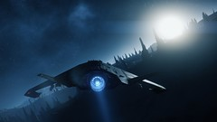 High Speed, High Risk (Rzvs) Tags: cloudimperium cinematic screenshot pcgaming pc space starcitizen robertsspaceindustries sim rsi alpha anvil arrow gaming ingame 35 flying