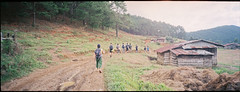 (panoramanana) Tags: vietnam 35mm analog film minoltaps riva panorama landscape analogue fujicolorc200 tanang phandung trek travel highlands nature country farm trail hiking adventure asia argentique grain colourfilm outdoors fujifilm scanned croplab grousespouse 2018