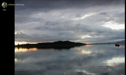 Sonnenaufgang Chiemsee 001