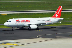 Airbus A320-231 ZS-GAW Corendon (EI-DTG) Tags: airbus320 a320 dusseldorfairport dus 14may2019 zsgaw corendon